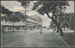 York Street, Colombo, Ceylon, C.1910 - Plâté Postcard - Sri Lanka (Ceylon)