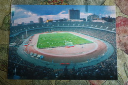 STADE / STADIUM / STADIO : KIEV CENTRAL  STADIUM . Field. OLD USSR PC. 1990s - Stadien