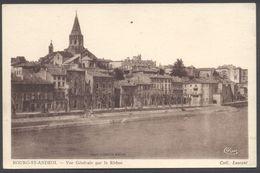 Bourg-Saint-Andéol - Vue Générale Par Le Rhône - CIM, Coll. Laurent - Voir 2 Scans - Bourg-Saint-Andéol