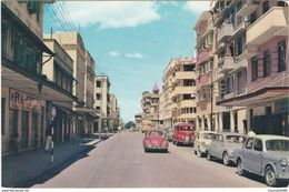 CARTOLINA - POSTCARD - KENIA - BAZAAR AREA - DAR ES SALAAM - Kenia