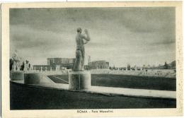 ROMA   Foro Mussolini   Stadio Dei Marmi - Stadi & Strutture Sportive