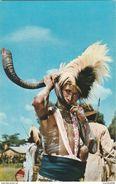 CARTOLINA - POSTCARD - KENIA - AFRICAN DANCERS - Kenia