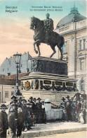 SERBIE - Belgrade - Le Monument Prince Michel - Serbia