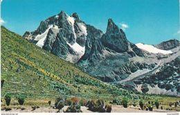 CARTOLINA - POSTCARD - KENIA - MT. KENYA - Kenia