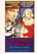 CPM Affiche De Film LA JUNGLA DE ASFALTO - Affiches Sur Carte