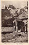 BOURG D'OISANS - L'Eglise Des Terrasses - Bourg-d'Oisans