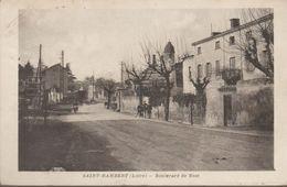 Saint-rambert  (loire) Boulevard De Bost - Saint Just Saint Rambert