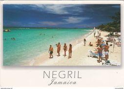 CARTOLINA - POSTCARD - GIAMAICA - NEGRIL - Cartoline