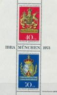 Duitsland/Germany/Allemagne/Deutschland 1973 Mi: 766-767 (PF/MNH/Neuf Sans Ch/**)(2968) - [7] West-Duitsland