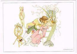 FAIRY TAIL 1920 Dornröschen - Künstlerkarten