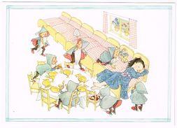 FAIRY TAIL 1920 Schneewittchen - Dwarf - Künstlerkarten