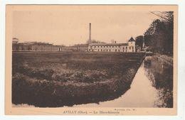 AVILLY  (Oise) - La Blanchisserie - CPA - Sépia - - Autres Communes