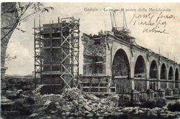 Gorizia - Görz - Il Ponte Della Meridionale - Formato Piccolo - Gorizia