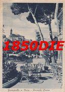 FRANCAVILLA A MARE - PIAZZALE SIRENA F/GRANDE VIAGGIATA 1941 ANIMATA - Chieti