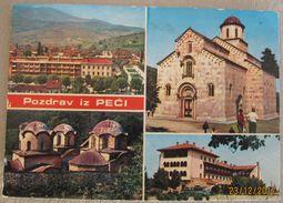 KOSOVO - POZDRAV IZ PECI - Kosovo