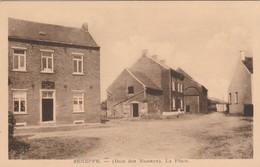 Seneffe ,la Place , (  Bois Des Nauwes )  ,Estaminet   Marechal  Sebrant - Seneffe