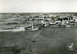 CPSM  En Avion Au-dessus De...PONT-LOROIS - Le Pont Et Vue Panoramique - Non Classés