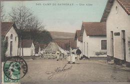 345. Camp De Sathonay- Une Allée - Otros Municipios