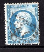 N° 22 - 1862 Napoléon III - - 1862 Napoleon III
