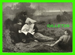 OLD DOCUMENTS - MILITARIA, THE INNOCENT VICTIM - DIMENSION  13.5 X  18 Cm - - Documents Historiques