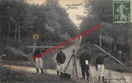 Villerupt - Frontière - Briey