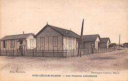 71 - Ste-Cécile-Plage - Les Chalets Leureux - France
