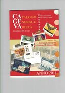 Catalogue Des Variétés D'Italie 2011 - Literatura