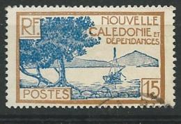 Nouvelle Caledonie  - - Yvert N°  144 Oblitéré   - Abc24624 - New Caledonia