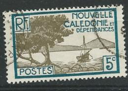 Nouvelle Caledonie  - - Yvert N°  142 Oblitéré   - Abc24625 - New Caledonia