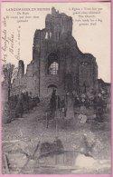 L150A_684 - Langemark En Ruines - L'Eglise ... - Langemark-Poelkapelle