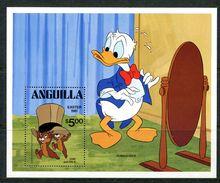 Anguilla 1981 Easter - Walt Disney Characters MS MNH (SG MS463) - Anguilla (1968-...)