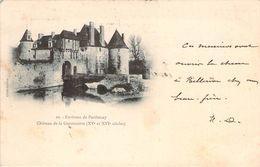 CPA Environs De Parthenay Chateau De La Guyonnière (précurseur) P970 - Parthenay