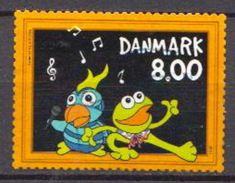 Denmark Used Stamp - Stamps