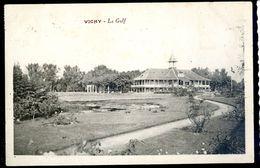 Cpa Du 03 Vichy Le Golf  Sep17-75 - Vichy