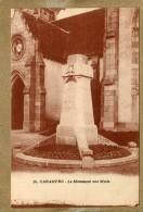 Carantec (Finistère)    Monument  Aux Morts    (1914-1918) - Carantec