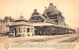 Ath - La Gare (animée, Belgique Historique, Desaix 1927) - Ath