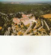 30 - ROCHEFORT DU GAR - Vue Aérienne  Sanctuaire Notre Dame De Grâce - Rochefort-du-Gard