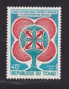 TCHAD N°  234 ** MNH Neuf Sans Charnière, TB  (D3320) Lutte Contre Le Racisme - Tschad (1960-...)