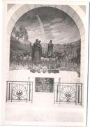 Foto Reale Di Interno Di Cappella Con Altare E Dipinto In Terra Santa - Anni 60/70 - Non Identificato - Altri