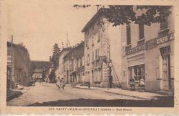 Saint-Jean De Bournay - Rue Neuve - Saint-Jean-de-Bournay