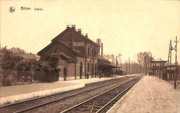 Bilzen Bilsen - Station Statie - Bilzen