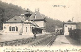 Gare De Trooz (animée, J. Maréchal-Ory) - Trooz