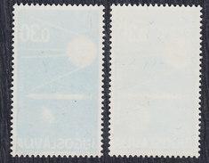 Yugoslavia 1967 EXPO '67, Error - Color Breakthrough, MNH (**) - Non Dentelés, épreuves & Variétés
