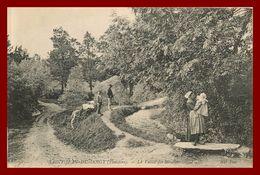 Saint Jean Du Doigt *  La Vallée Des Moulins     ( Scan Recto Et Verso ) - Saint-Jean-du-Doigt