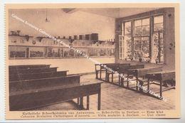 Colonies Scolaires Catholiques D' Anvers +/-1930 Villa Scolaire à Berlaer Berlaar / UNE CLASSE / EENE KLAS - Berlaar