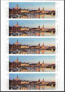 2014  Deutschland Allem. Fed. Germany  Mi. FD 38 **MNH   Blick über Die Elbe Auf Die Historische Innenstadt Dresdens - Carnets