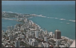 CPM - SAN JUAN - VUE AERIENNE DE CONDADO - Edition Caribe Tourist - Puerto Rico