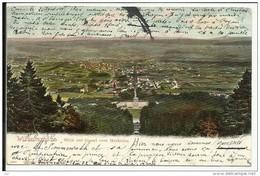 WIHELMSHÖHE , Blick Auf Cassel Vom Herkules , 1905 - Kassel