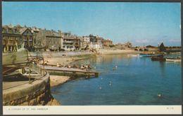 A Corner Of St Ives Harbour, Cornwall, C.1970 - Jarrold Postcard - St.Ives
