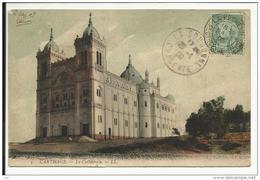 CARTHAGE , La Cathédrale , 1909 - Tunisie